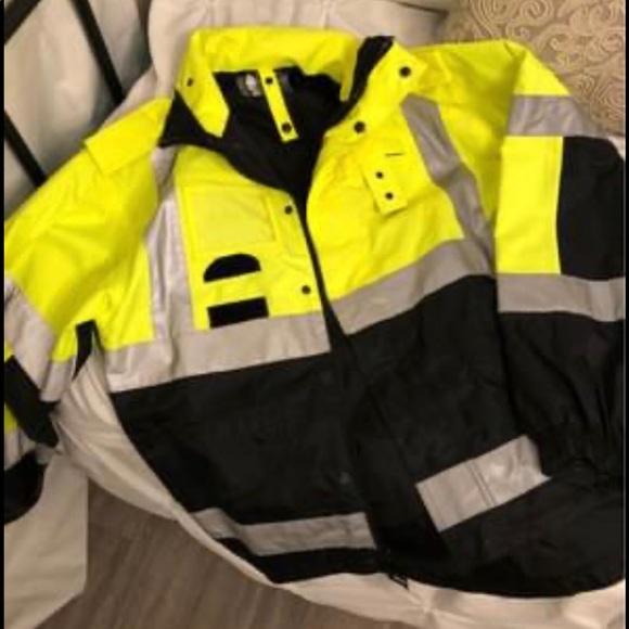 High Vis Jacket